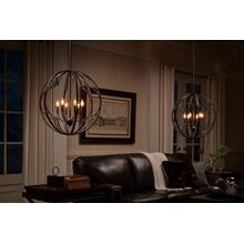 Montavello 6 Light Chandelier Olde Bronze®