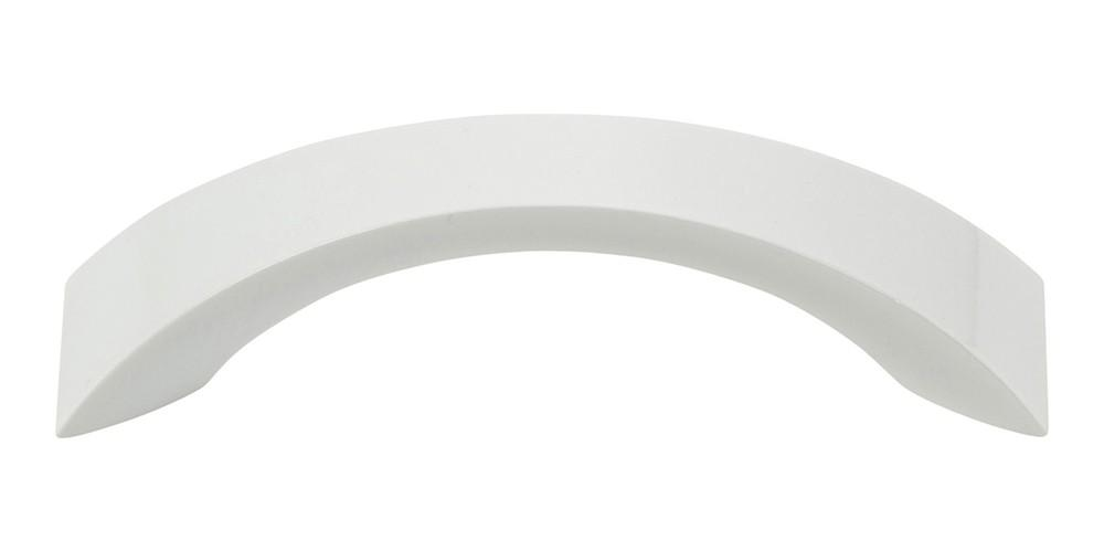 Sleek Pull 3 Inch (c-c) - High White Gloss