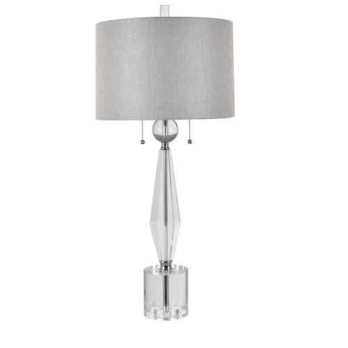 Astaire Crystal Table Lamp