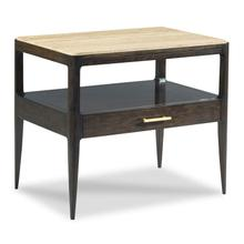 See Details - Mezzanote Bedside Table