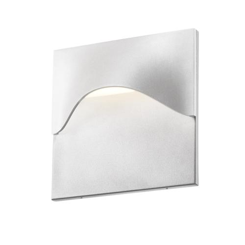 Sonneman - A Way of Light - Tides High LED Sconce [Color/Finish=Textured White]