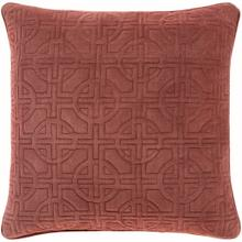 "Quilted Cotton Velvet QCV-004 22"" x 22"""