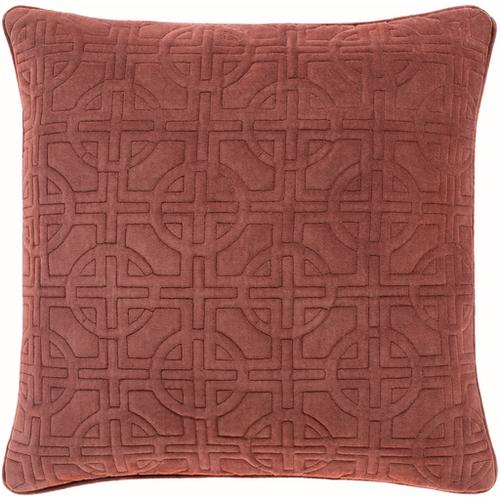 "Quilted Cotton Velvet QCV-004 20""H x 20""W"