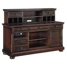 Porter Home Office Desk Hutch