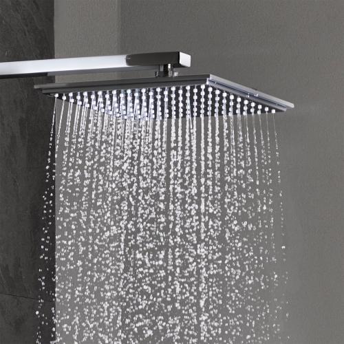 """Rainshower Allure 230 Shower Head, 9"""" - 1 Spray, 2.5 Gpm"""