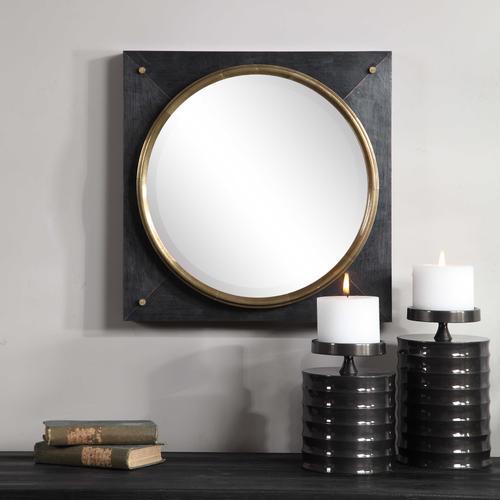 Tobiah Square Mirror