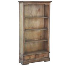 See Details - Cabinet - Distressed Brown Finish
