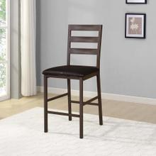 See Details - 7723 Metal Counter Height Chair
