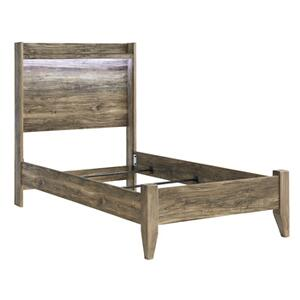 Rusthaven Twin Panel Footboard With Rails