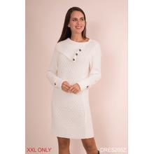 Honeycomb Knit Dress - XXL (3 pc. ppk.)