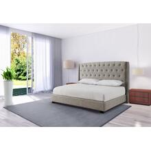 Christina Sandstone - Queen Size Bed