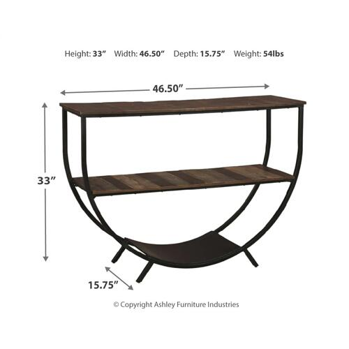 Lamoney Sofa/console Table
