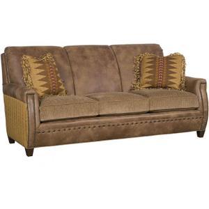 Grant Leather/Fabric Sofa