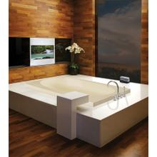 Akana  Luxury Bath Tub Featuring One-Piece Design
