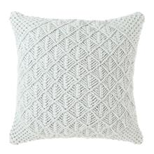 See Details - Retired Clove Pillow, NATURAL, 22X22