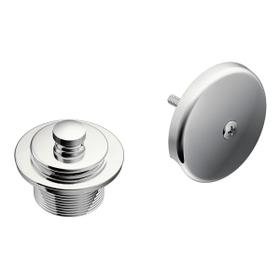 Moen chrome tub/shower drain covers