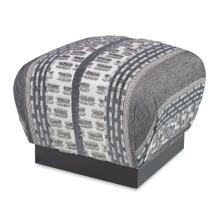 See Details - Tussock Ottoman