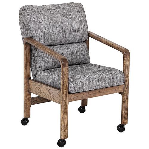 Rocker / Tilt Seating (contemporary, smoke)
