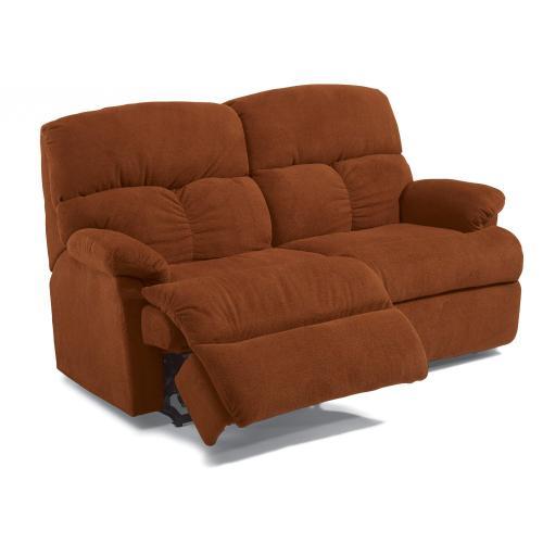 Product Image - Triton Fabric Reclining Studio Sofa