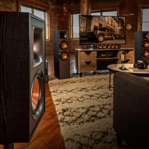 Klipsch - R-41M Bookshelf Speakers (Pair)