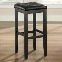 29 IN. Upholstered Square Stool