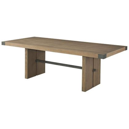 See Details - 5054 Urban Swag Trestle Dining Table