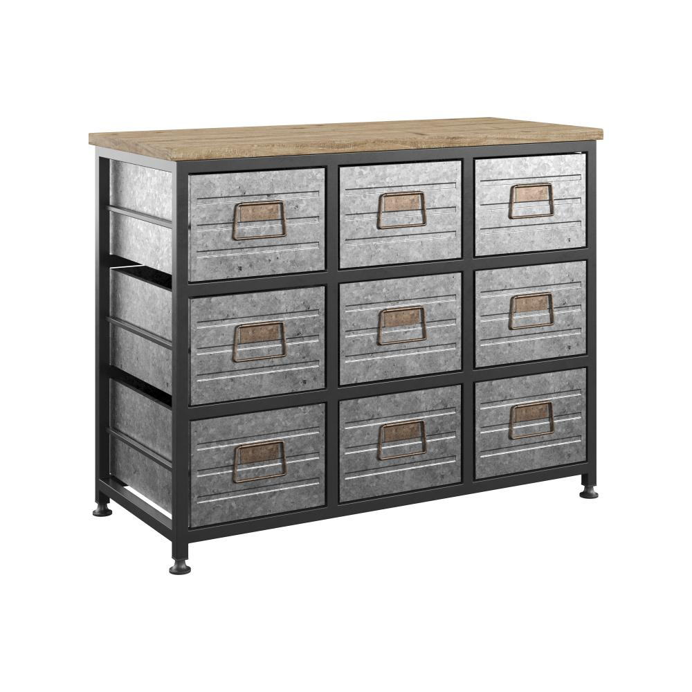 6-drawer Accent Cabinet