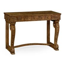 See Details - Dudley console (Grey fruitwood)