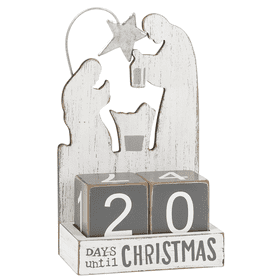 Nativity Countdown Calendar
