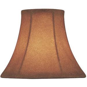 """Candelabra Shade/fabric - 3""""tx5""""bx4""""sl"""