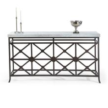 Eton Manor Sofa Table - Bron