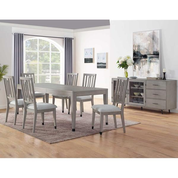See Details - Fordham 5-Piece Dining Set (Dining Table & 4 Side Chairs)