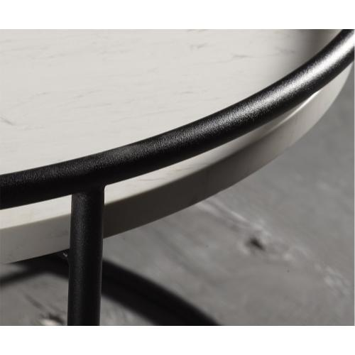Orbit Round Nesting Cocktail Table