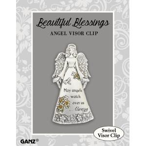 Beautiful Blessings - Visor Clips (12 pc. ppk.)
