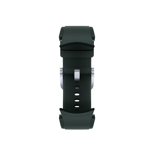 Samsung - Galaxy Watch4, Galaxy Watch4 Classic Ridge-Sport Band, M/L, Green