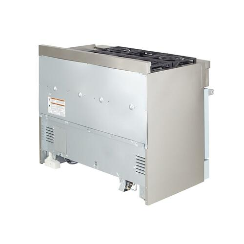 KitchenAid Canada - KitchenAid® 48'' Smart Commercial-Style Gas Range with Griddle - Misty Blue