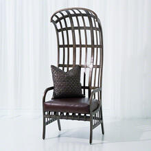 Cascade Chair-Muslin