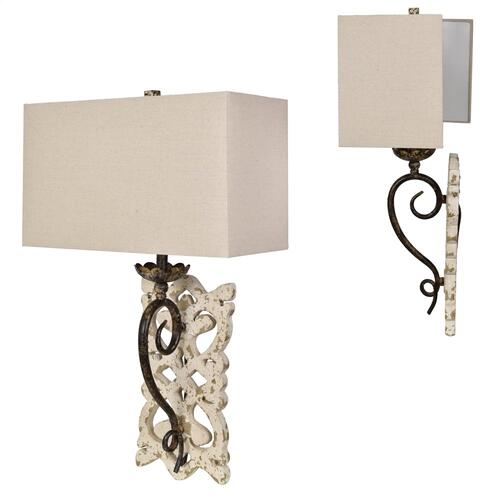 See Details - Mariposa Wall Sconce