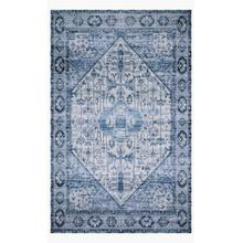 CIE-02 Ivory / Denim Rug