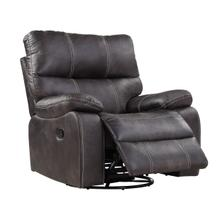 Jessie James Swivel Gliding Recliner, Dark Graphite U7130-04-03