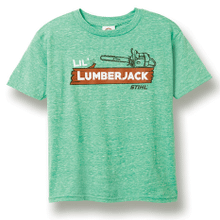 Have your kid grow in this STIHL t-shirt.