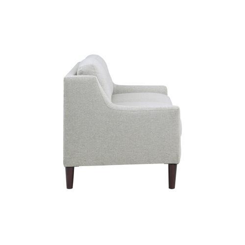Porter International Designs - Mellon Oatmeal Sofa, Loveseat & Chair, U1651