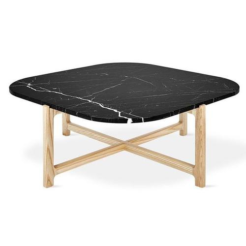 Product Image - Quarry Coffee Table - Square Nero Marble