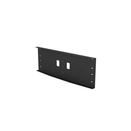 CRT Mount External Wall Plate for 3 Metal Studs