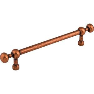 Top Knobs - Somerset Weston Pull 7 Inch (c-c) Old English Copper