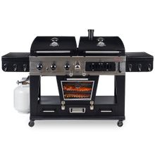 See Details - Memphis Ultimate Smoking Grill
