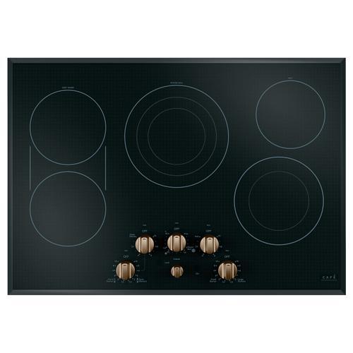 "Cafe - Café™ 30"" Knob-Control Electric Cooktop"