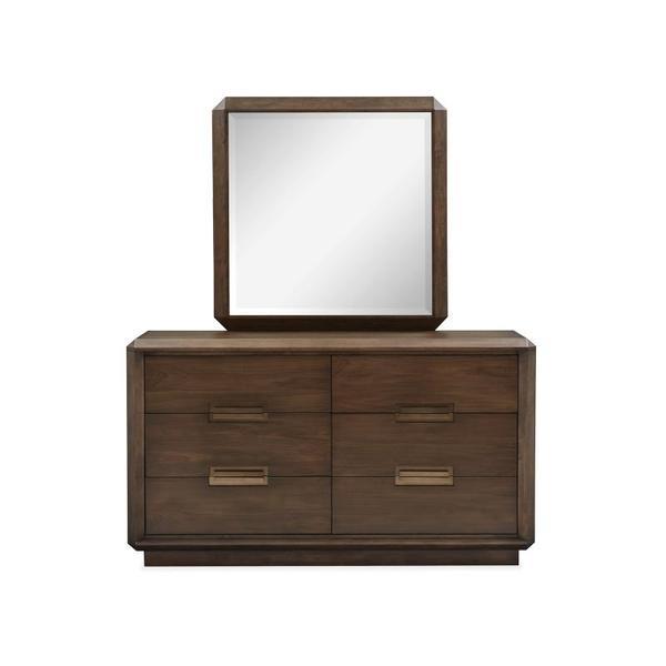 See Details - Double Drawer Dresser