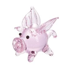 Miniature World - Pink Flying Pig