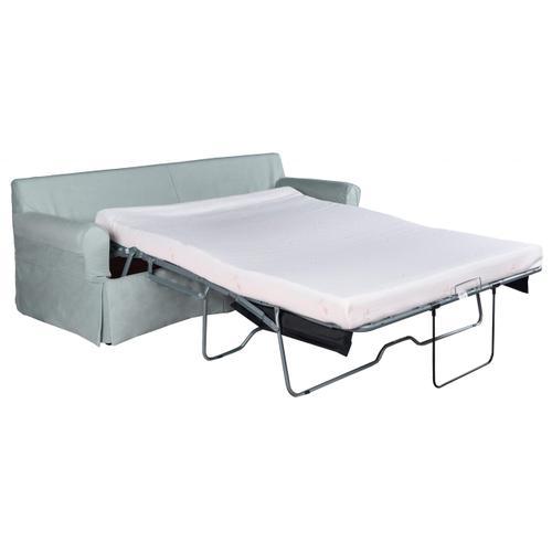 Horizon Slipcovered Sleeper Sofa w/Chaise - Color: 391043